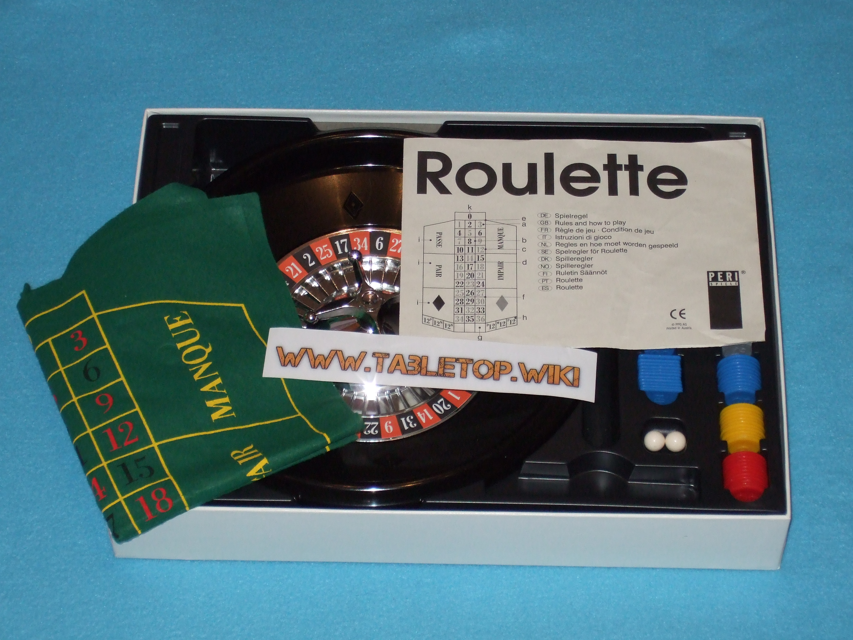 Roulette Anleitung