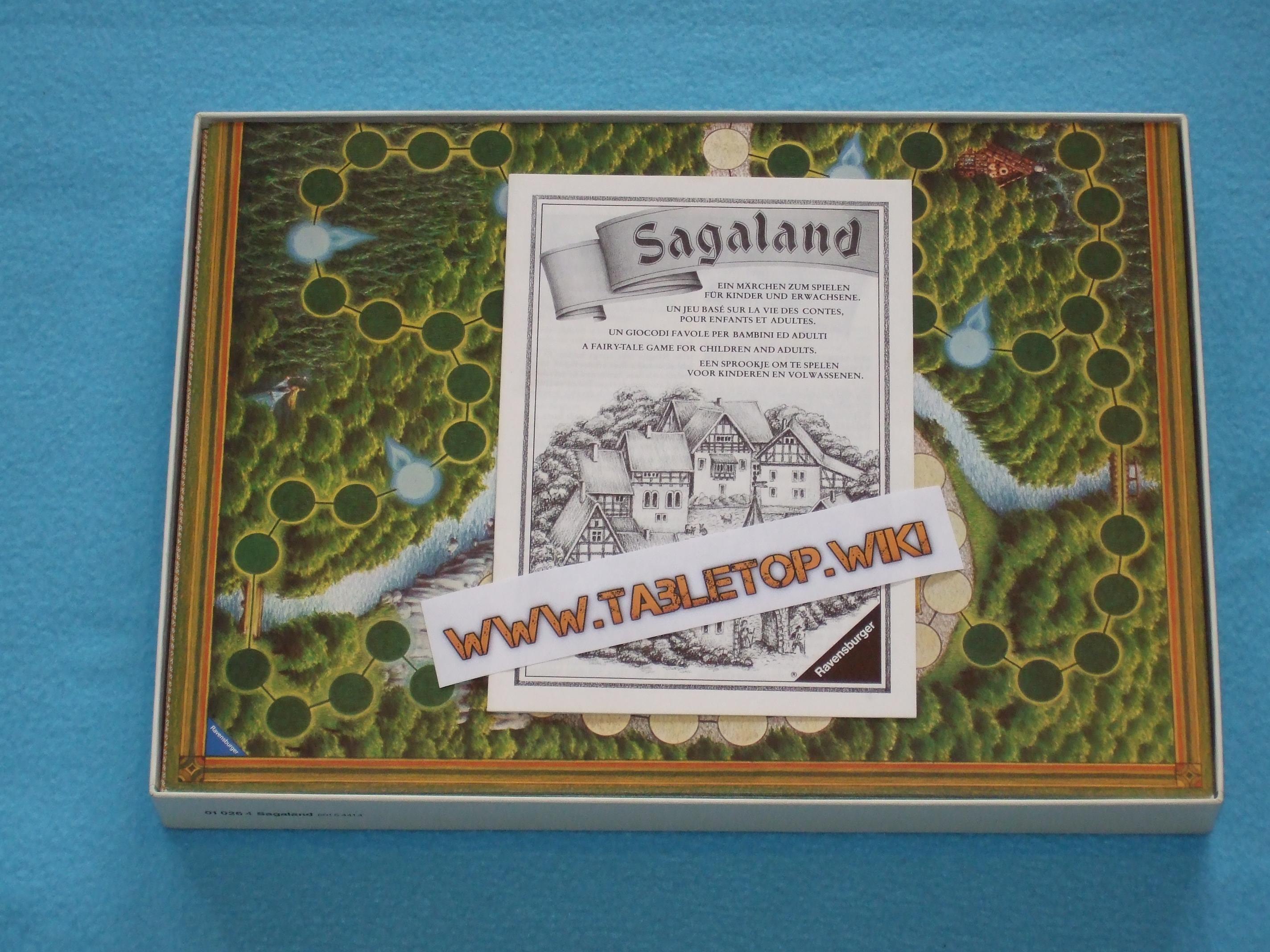 Sagaland Anleitung