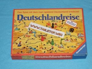 Deutschlandreise Ravensburger