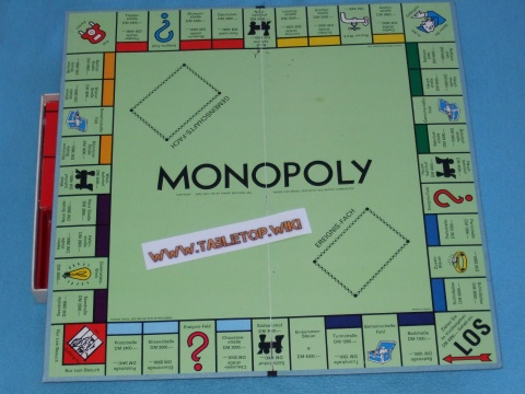 Badstraße Monopoly