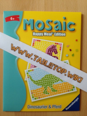 Mosaic (Happy Meal Edition)
