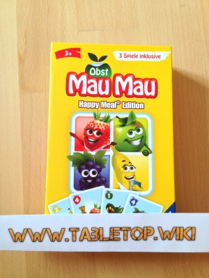 Obst Mau Mau (Happy Meal Edition)