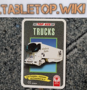 Top Ass: Trucks